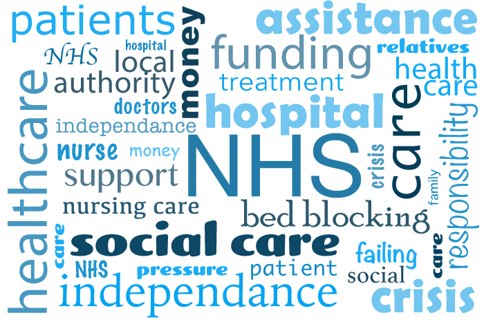 Social Care or Healthcare, what's the difference?